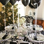 Creative Ways to Decorate your New Year's Eve Table