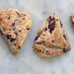 Sunday Favorite: Whole Wheat Blackberry Ricotta Scones Recipe