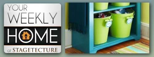 Stagetecture Radio – Your Organized & Renewed Home – 1.2.13 12pm EST