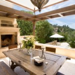 Warming Your Outdoor Home with Wood Accents