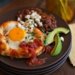Perfect Mexican Breakfast: Huevos Rancheros Tarts Recipe