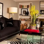 How to Decorate With a Sophisticated Black in Your Interiors