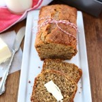 Fresh Baked Gluten-Free Banana Bread Recipe