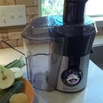 Healthy Year Start with My New Hamilton Beach Juicer – Sweet Greens Juice Recipe