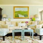 Decorating your Interior with Pretty Pastels