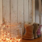 After Holiday: Creative Uses for String Lights In your Interiors