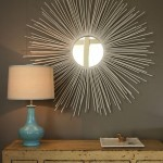 Creative Ways To Decorate With Sunburst Mirrors