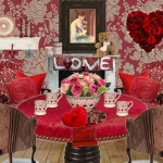 Olioboard Inspiration – Fresh Valentine's Home: Losing the Red & Pink