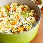 Winter Comfort: Old-Fashioned Chicken Noodle Soup Recipe
