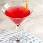 Valentine's Cosmopolitan Cocktail Recipe