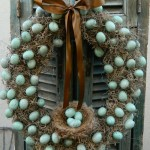 DIY Sat. #138 &#8211; Creative DIY Easter Wreath Ideas (Video)