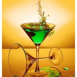St. Patrick's Day Cocktail – 'Emerald Isle' Recipe