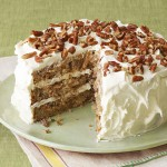 Tasting Spring Already – Hummingbird Cake Recipe