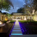 Guest Blogger: DIY Glow in the Dark Backyard Pathway