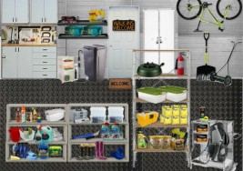Olioboard Inspiration – Spring Cleaning Your Garage this Season