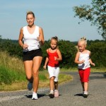 Guest Blogger: Getting your Family to Eat Right & Exercise this Spring