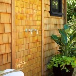 How to Choose the Ideal Spring Outdoor Shower