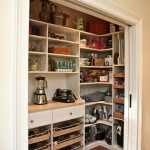 How to Create More Space in Your Small Kitchen Pantry