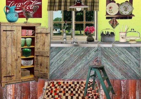 Olioboard Inspiration: Your Recycled & Repurposed Spring Home