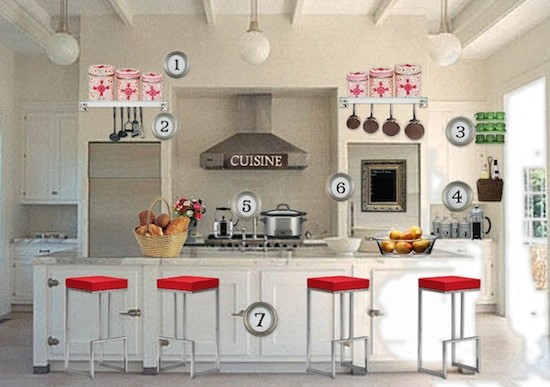 Olioboard Inspiration: Creative Space Saving Kitchen Ideas