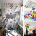Writing On The Walls: Fun Ideas For Your Kids' Rooms