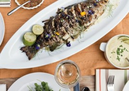 Savory Grilled Sea Bass Recipe