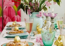 Creative Brunch Table Setting Ideas for Mother's Day