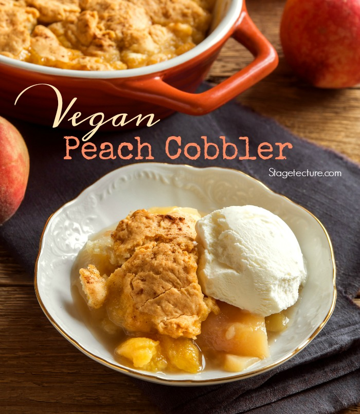 peach cobbler recipe ideas