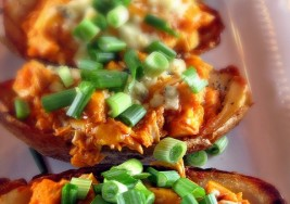 Killer Potato Skins Recipe for your Barbecue