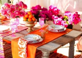 Creating the Perfect Spring Tablescape