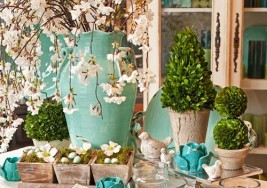 Guest Blogger: Spring Garden Ideas for your Indoor/Outdoor Home