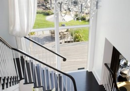Drawing Attention to Your Stairs with Creative Color