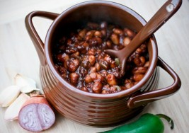 Summertime Picnic Side: Smoked BBQ Baked Beans Recipe