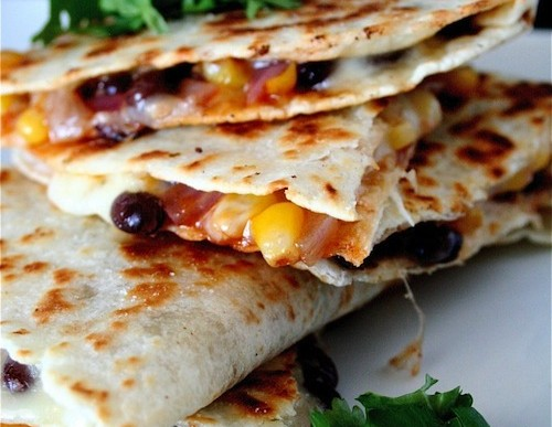 The Best Cinco De Mayo Black Bean Quesadillas Recipe