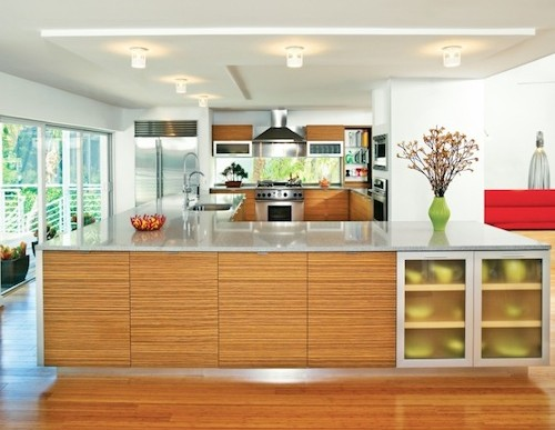 Guest Blogger: Creating a Dream Kitchen with Modern Materials
