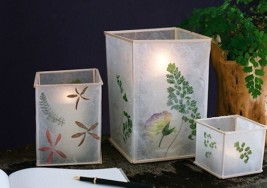 How to Make Wedding DIY Wax Paper Lanterns