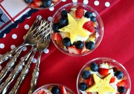 Patriotic 4th of July Desserts for Your Holiday Celebrations