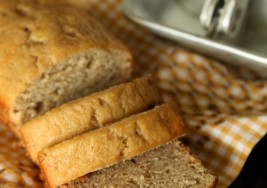 Guilt-Free Baking Tips & Vegan Banana Bread Recipe