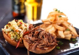 Father's Day Picnic: BBQ Pork Sandwiches Recipe