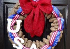 Your Patriotic Outdoor Home: 4th of July Front Porch Ideas