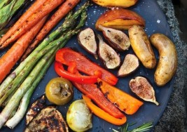 4th of July Sides: Grilled Summer Vegetables Recipe