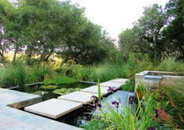 Relaxing Garden Pond Design Ideas for your Outdoor Home