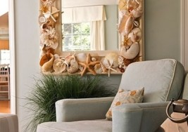 How to Use your Vacation Sea Shells in your Home Interiors