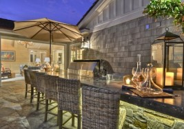 Creative Ways to Illuminate your Outdoor Entertaining Areas