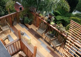 Guest Blogger: How to Paint Your Wooden Deck this Summer