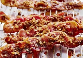 Sunday Breakfast: Sweet & Crunchy Praline Bacon Recipe