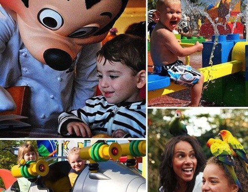 Family Money Saving Tips for Amusement Parks this Summer
