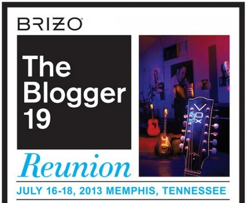 Brizo Blogger19 Stagetecture Invitation