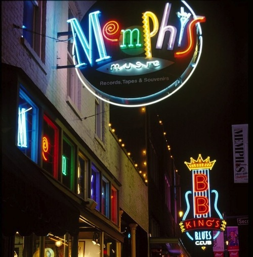 Music-on-Beale-Street-Memphis-Tennessee