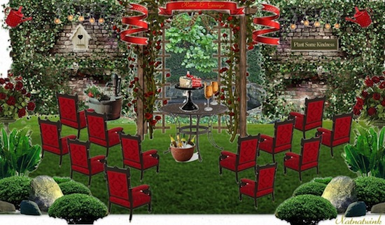 Summer Backyard Ideas : Outdoor Summer Wedding Backyard Home  Bill House Plans